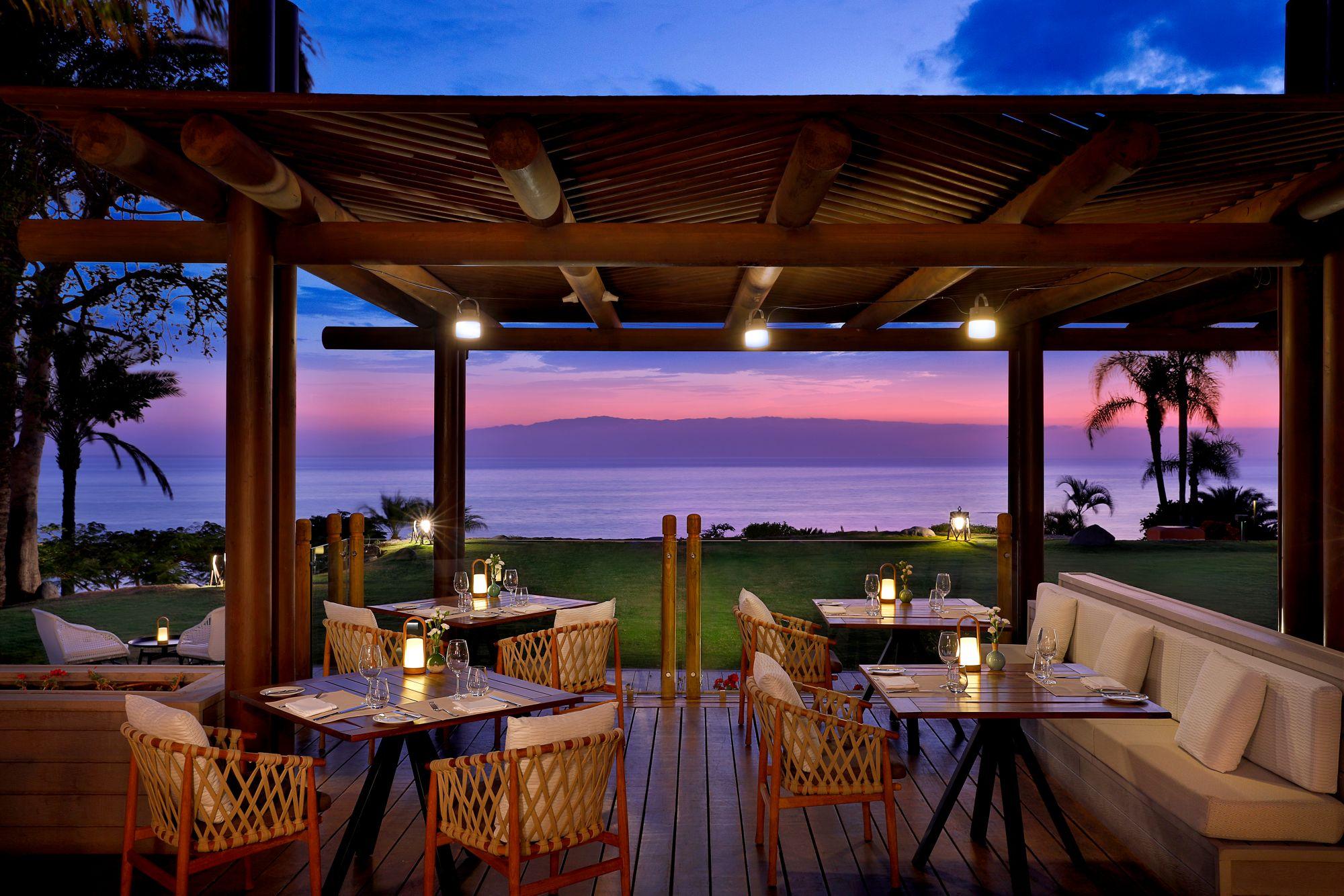 Restaurante el Mirador Ritz-Carlton Abama