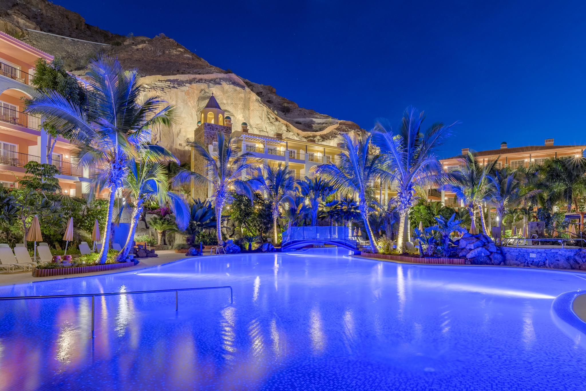 Vacaciones Memorables en el Hotel Cordial Mogán Playa