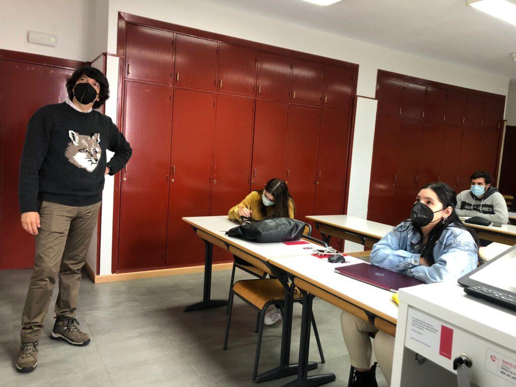 Universidad Nebrija Rafael Gavira